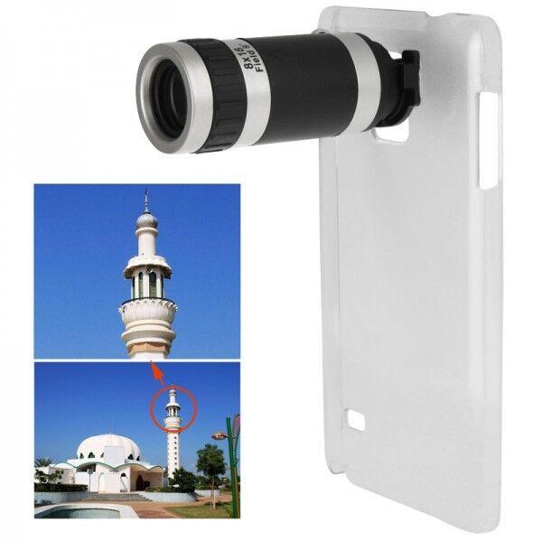 Appareil Photo Photo téléscope pour Samsung Galaxy Note 4 N910 N910F 8X OBJECTIF