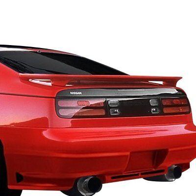 For Nissan Altima 19 T5i Factory Style Fiberglass Rear Lip Spoiler Unpainted