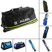 Alfa Non Tear Matty Cloth Blue Hockey Stick Sports Kit Bag Sports Accessories