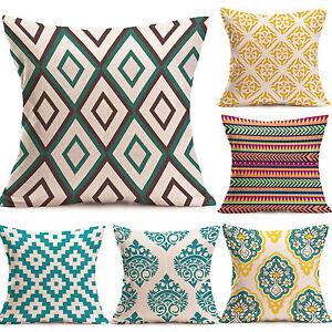 Decorative-Pillow-Case-Geometric-Cushion-Cover-Waist-Throw-Sofa-Home-Decor-17-034