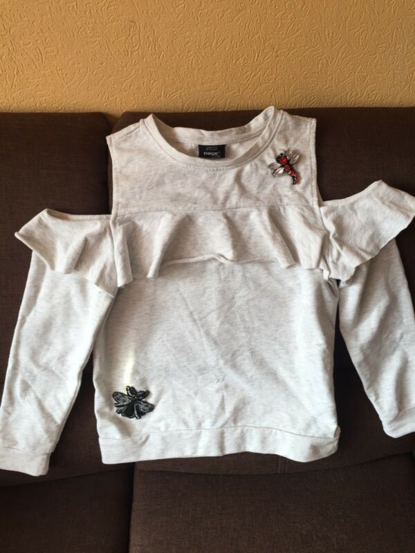 Wunderschönes Mädchen Shirt Mit Libelle Motiv!!! Gr. 146-152(10-12).top!!!!