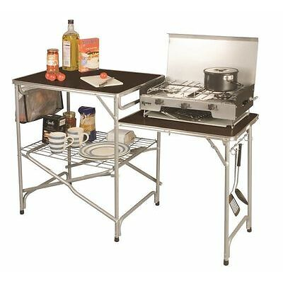Camping Kampa Colonel Field Tent Camp Kitchen Stand