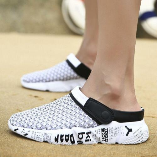 Fashion Men/'s Shoes Garden Water Clogs Beach Slipper Sandals Breathable Sneakers