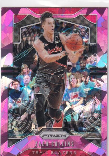 Future Watch: Zach Collins Rookie Basketball Cards, Trail