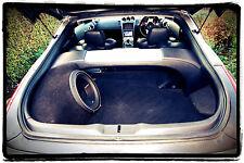 Nissan 350z Sub caja del altavoz de actualización de sonido 12 10 sigilo Lado Caja Nueva