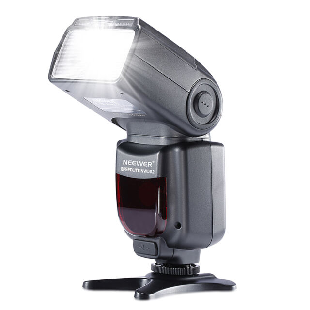 NW562/MK930 Flash Speedlite for Canon Nikon and Other SLR Digital SLR  Cameras