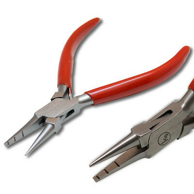 """5.11/"""" 130mm Bead Crimper Specialty Pliers With Confortable PVC Coated Handle"""