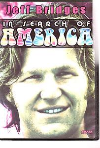 In Search of America - NEW DVD - Jeff BRIDGES Sal MINEO