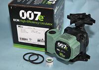 Taco 007e-f2 Ecm High-efficiency Cast Iron Circulator With Ifc