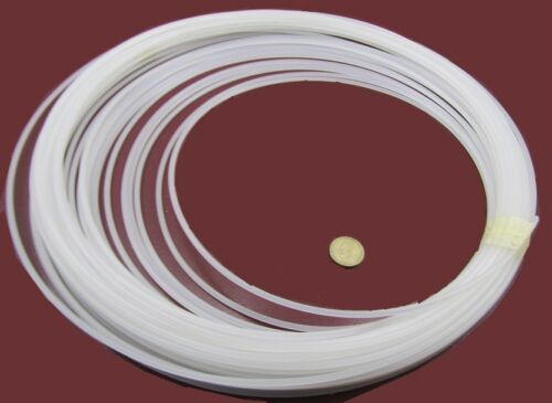 "140 Feet 1 Lb Polypropylene White Welding Rod Coil 5//32/"" Dia .156/"""