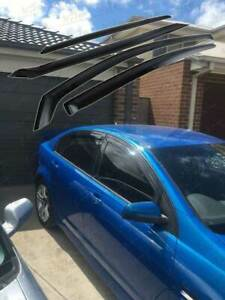 Weather-Shields-for-Holden-VE-VF-Commodore-Sedan-Window-Visors-SV6-SS-SSV-HSV