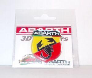 ETIQUETA-ENGOMADA-3D-ABARTH-5-CM