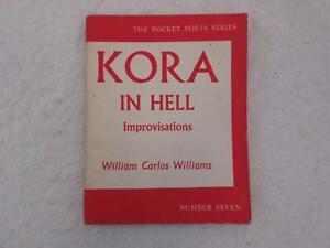 William-Carlos-Williams-KORA-IN-HELL-City-Lights-Pocket-Poets-Series-7-1967