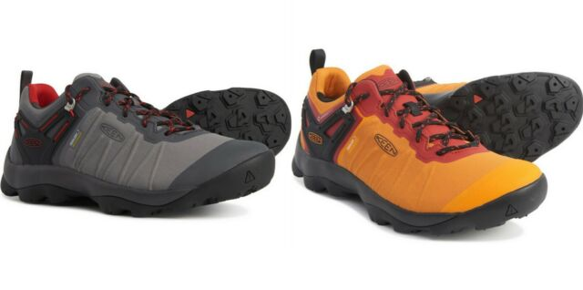 Keen Men's Venture Low Hiking Trail Shoes
