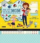 The Do It All Mom 17 Months 2017 Calendar Orange Circle Studio Corporation (corp
