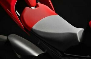 DUCATI-zweifarbige-Anniversario-Sitzbank-Seat-schwarz-rot-PANIGALE-V4-NEU