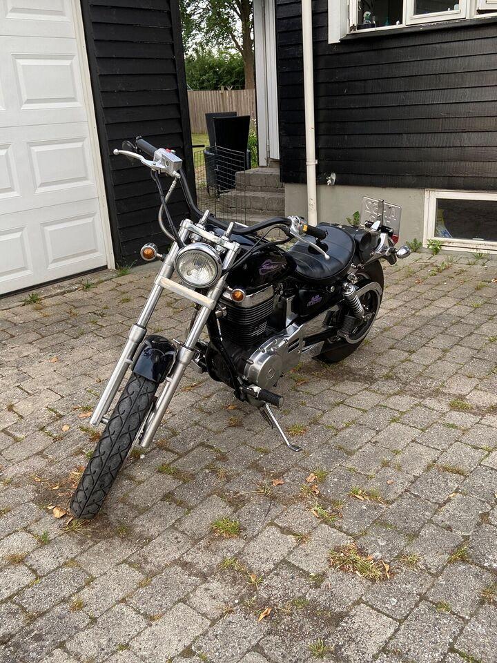 Suzuki, LS , 650 ccm