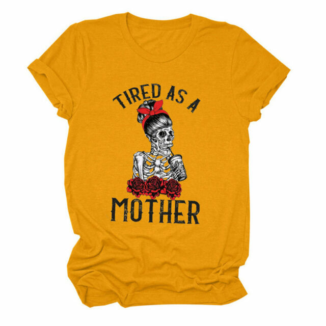 Women If You Don/'t Like Tacos Floral Tee Aesthetic Slogan Graphics Top T-Shirt