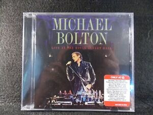 Michael-Bolton-Live-At-The-Royal-Albert-Hall-CD-2009-BRAND-NEW-SEALED