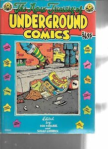 Apex-Treasury-of-Underground-Comics-1974-PB-Crumb-Deitch-Lynch-Spiegelman-amp-more