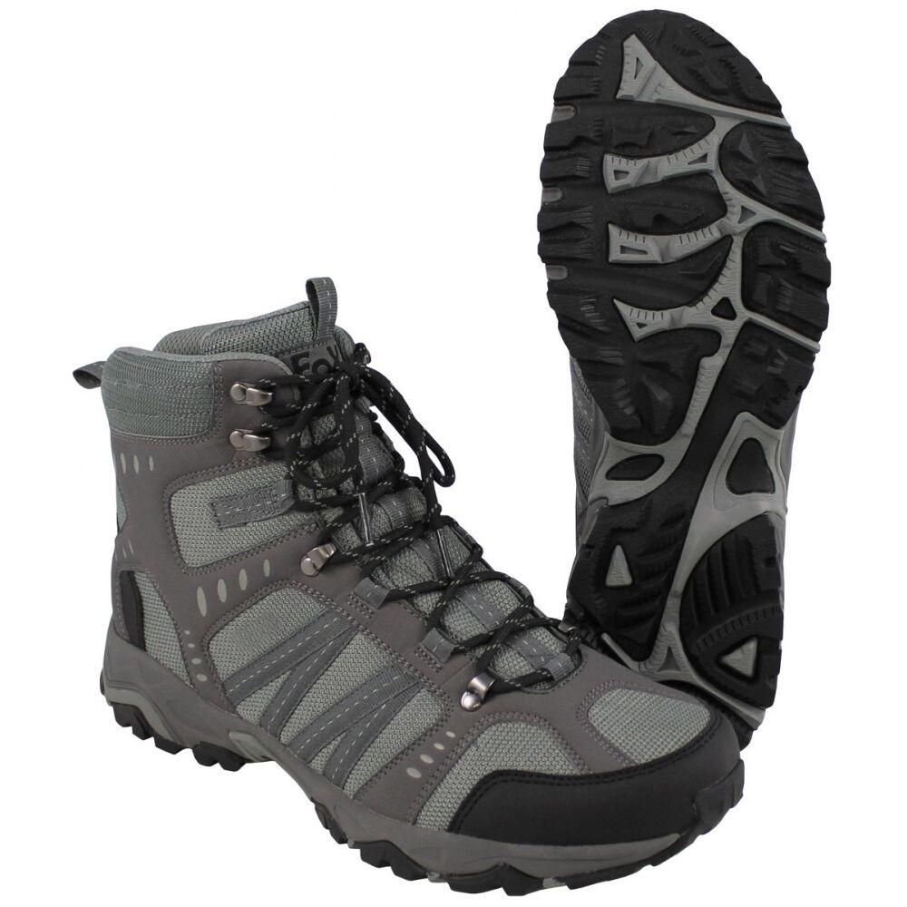 FOX OUTDOOR Trekking-Schuh High Grau Mountain High Trekking-Schuh leichter Wanderschuh Outdoor 858705