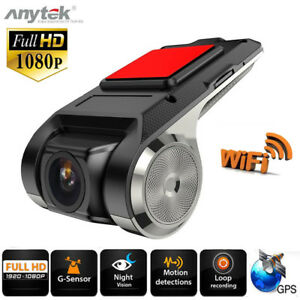 Anytek-X28-Dash-Cam-Camara-Coche-DVR-Digital-Video-Grabadora-1080p-G-sensor-ADAS