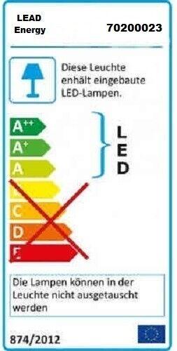 LED Panel PDW62 LEAD Energy 62x62cm SMART HOME 3000K-6000K Decken Einbau Panel