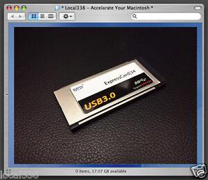 2-Port-USB-3-0-ExpressCard-34-Adapter-For-Apple-MacBookPro-15-034-17-034-OSX-10-8-2