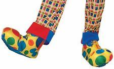 Children Men Clown Shoes Cover Fancy Dress Fun Circus Costume Accessory Hot