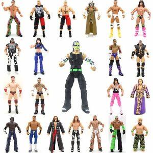 WWE-Wrestling-Mattel-Jakks-Legends-Diva-Elite-Basic-Series-Action-Figure