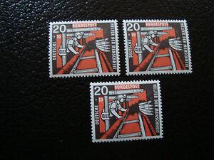 Germany-Rfa-Stamp-Yvert-and-Tellier-N-144-x3-N-A5-Stamp-Germany