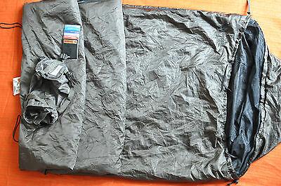 Used Snugpak Travelpak Jungle Sleeping Bag Olive RH