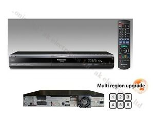 Panasonic Multiregion DMR-EX78 DVD HDD Recorder 250GB HDMI Freeview DVB PVR HDMI