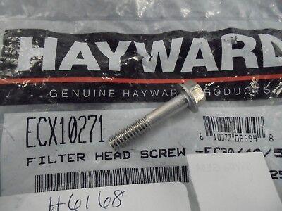 Hayward ECX10271A Filter Head Screw Set