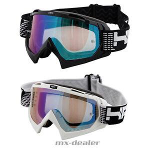 HP-7-hp7-MX-Occhiali-Motocross-Enduro-Downhill-MTB-GOGGLE-BMX-CROSS-A-SPECCHIO