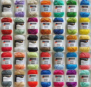 CATANIA GRANDE  - Schachenmayr - 50g - Garn - 100% Baumwolle - 100g / 5,10-5,80€