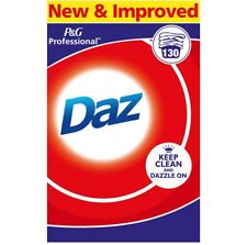 Daz Washing Powder 130 Wash Laundry Family Bulk Buy Detergent Cleaning