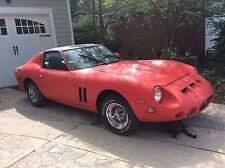1972 Replica/Kit Makes GTO