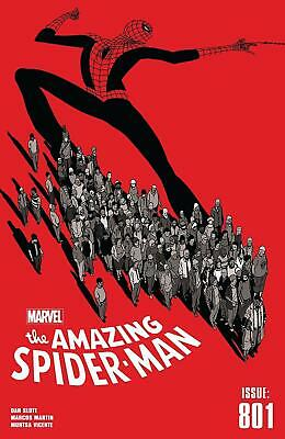 1st print Amazing Spider-Man #790 A Stuart Immonen  VF+//NM