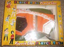 Faerie Glen Play Clothes - Prairie Glen - Cow Girl - Kids 4 - 6- Vintage - Retro