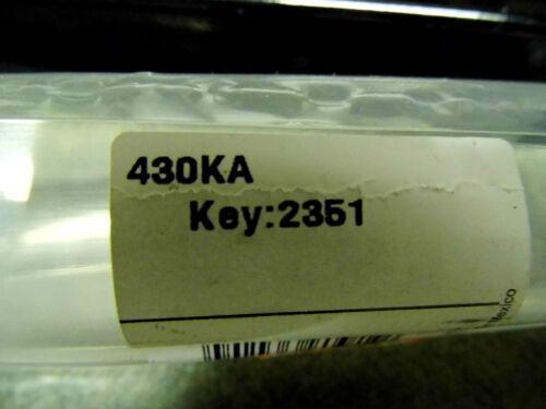 NEW OUTBOARD ENGINE LOCK BOAT LOCK WITH 2 KEYS 430KA