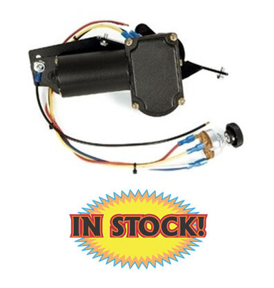 New Port NE5458CAD 1954-58 Cadillac Wiper Motor
