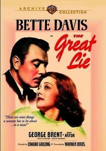 The-Great-Lie-New-DVD-Manufactured-On-Demand-Full-Frame
