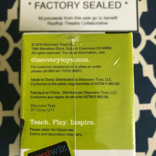 Speed Wiz Discovery Toys Learning Game *BRAND NEW SEALED*