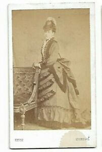 Woman-Sharp-Victorian-Dress-Photo-by-W-Keith-Liverpool-6106