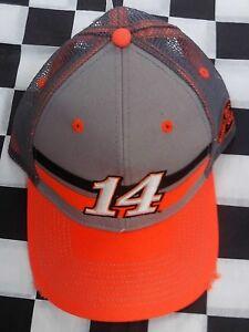Tony Stewart  14 NASCAR Ball Cap Hat NEW Stewart-Haas Bass Pro Shops ... c1bb73b564d1