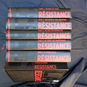 Alain-Guerin-La-Resistance-Chronique-illustree-1930-1950-Livre-Club-Diderot-1972