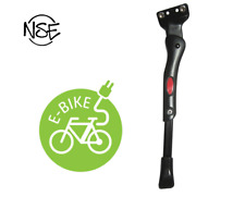 cavalletto laterale regolabile per e-bike distanza fori 40mm RMS bici