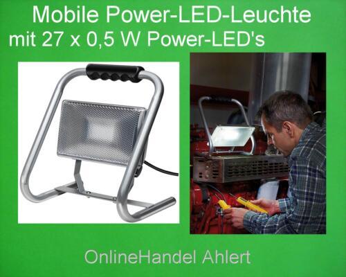 LED Baustrahler Bauleuchte Baulampe Arbeitsstrahler Arbeitslampe Arbeitsleuchte