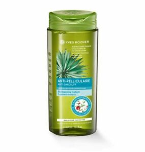 Yves Rocher Hair Shampoo Anti Dandruff Pomegranate Extract Vegan Herbal 300 ml